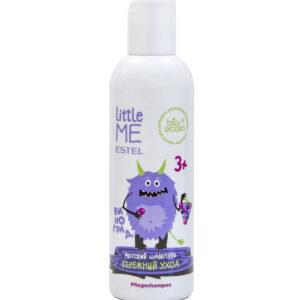 Детский шампунь для волос Бережный уход Виноград Little Me