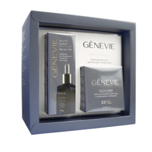 Комплексный уход для молодости кожи лица GENEVIE YOUTH EXPERT