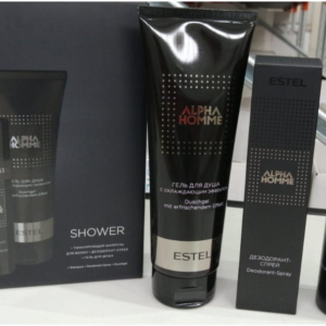 Набор ESTEL Alpha Homme Shower