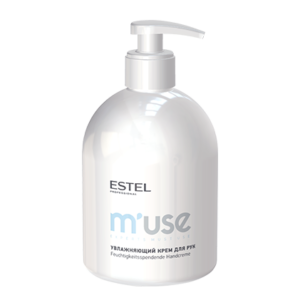 Увлажняющий крем для рук M'USE