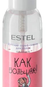 ESTEL Little Me Детский спрей-сияние для волос 100 мл