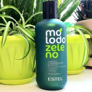 Шампунь с хлорофиллом для волос ESTEL Molodo Zeleno 250мл