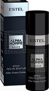 Estel Alpha Homme Pro Крем после бритья Alpha Homme Pro After Shave Cream 50 мл