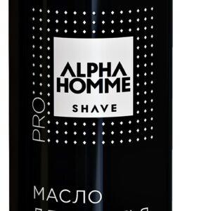 Estel Alpha Homme Shave Oil – Масло для бритья, 190 мл