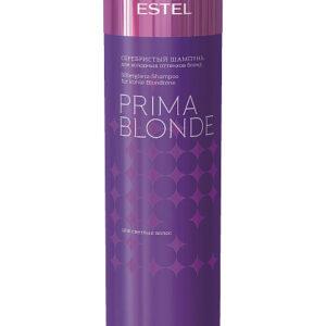 Estel Otium Prima Blonde Shampoo for Blond Cold Colours – Серебристый шампунь для холодных оттенков блонд, 1000 мл